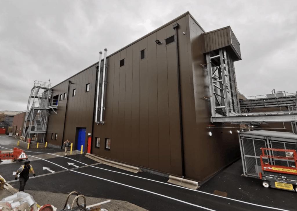 Industrial Roofing Exeter & Devon - SPS Roofing Ltd