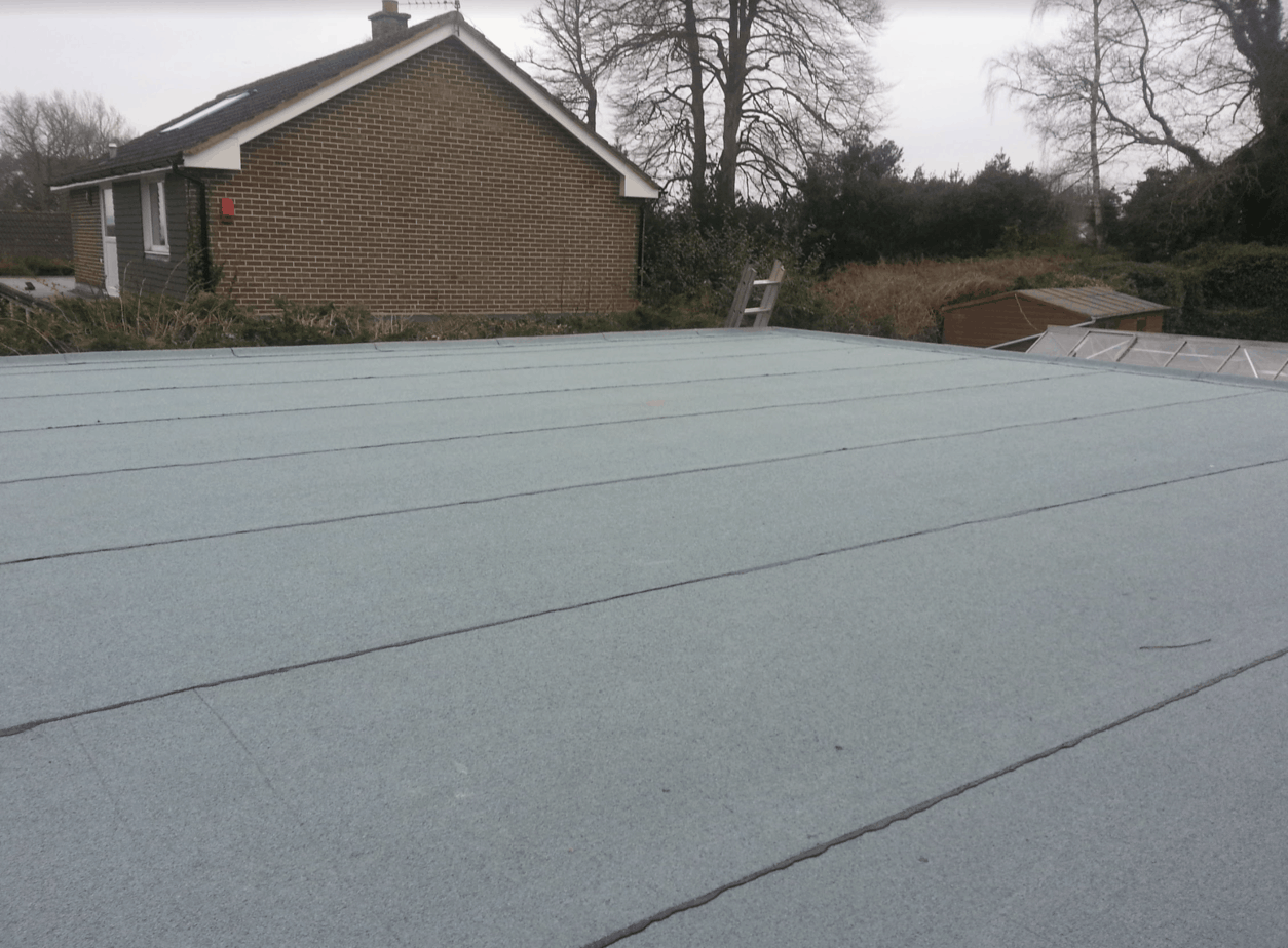 How much does it cost to replace a flat roof