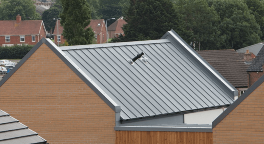 Parapet roof Exeter