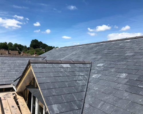 Pitched Roofing - Roof Replacement