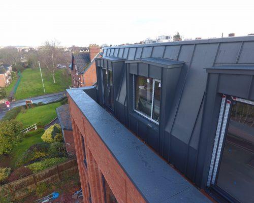 Cladding Exeter - Cladding Devon - SPS Roofing Ltd