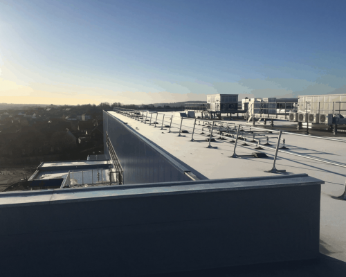 Commercial Roofers Exeter and Devon - SPS Roofing Ltd