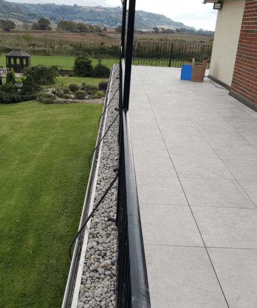 Balconies & Roof Patios Exeter, Devon - SPS Roofing Ltd