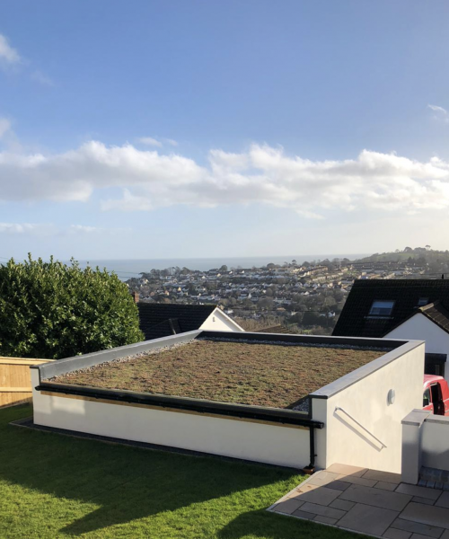 Green Roofs Exeter - Green Roofs Devon - SPS Roofing Ltd