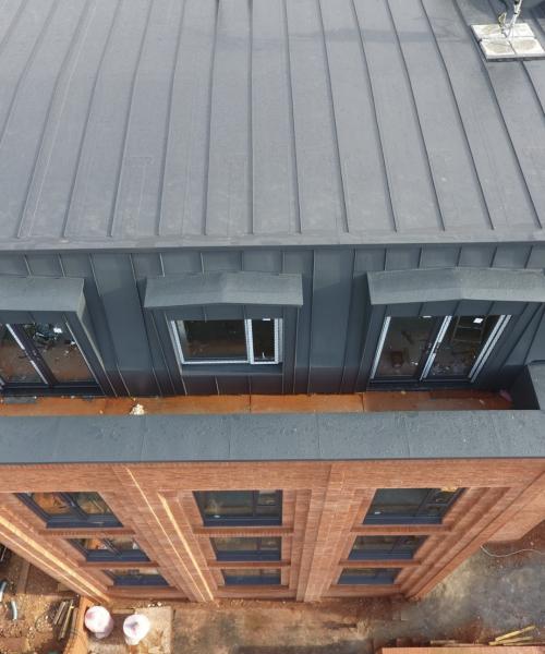 Zinc Roofing Exeter - Zinc Roofing Devon - SPS Roofing Ltd